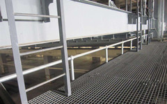 热镀锌钢格栅板G325/30/100的含义是什么