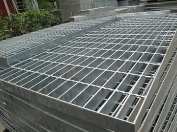 热镀锌格栅板