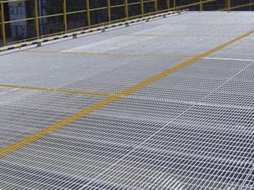 平台走道钢格栅板