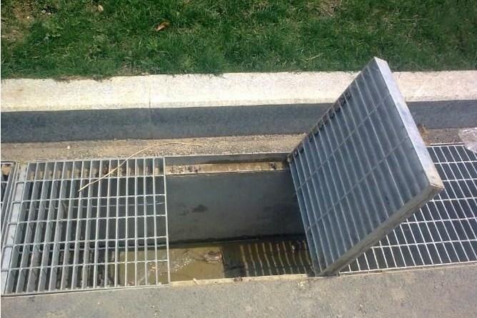 集水沟盖板